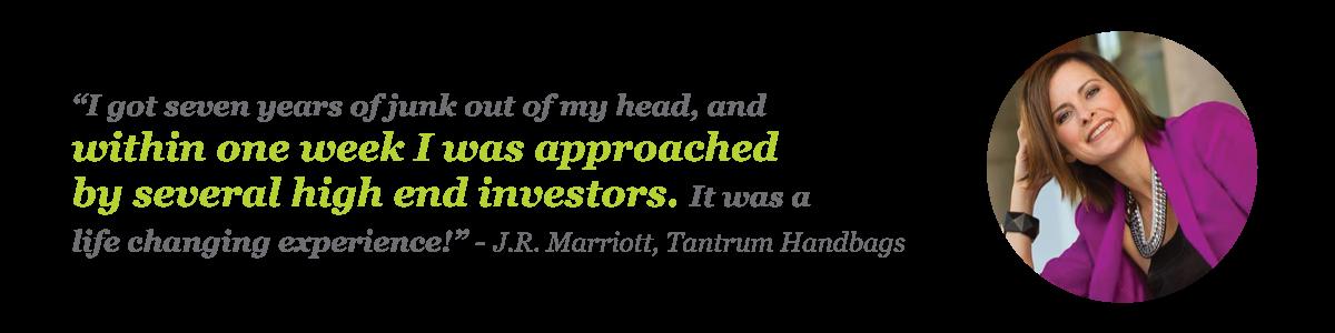JR Marriot Testimonial