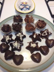 Healthy, chocolatey yumminess!